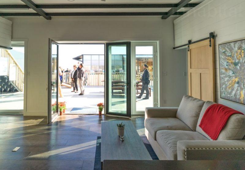 arquitectura sostenible_RISE House_Solar Decathlon_interior 3