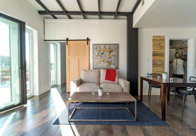 arquitectura sostenible_RISE House_Solar Decathlon_interior1