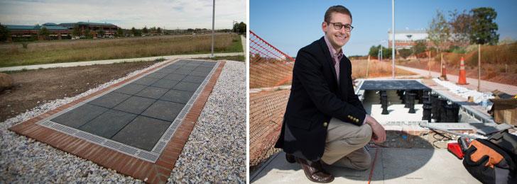 arquitectura sostenible_suelos fotovoltaicos_primera instalación
