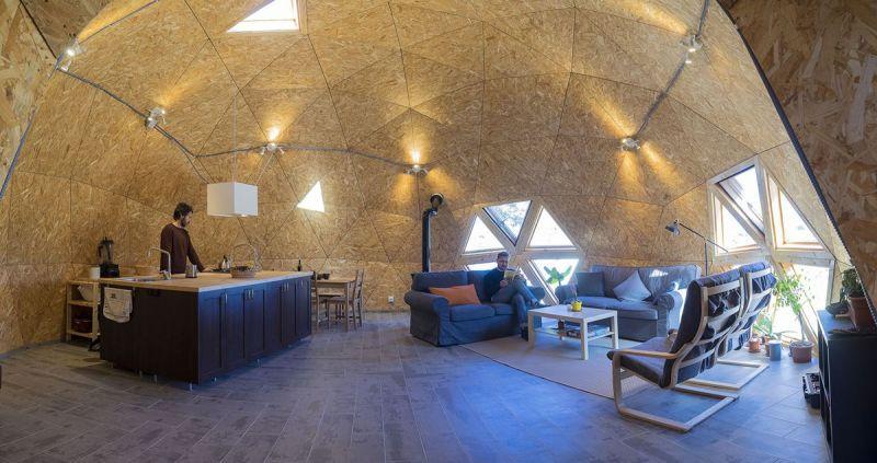 arquitectura sostenible_VIVIENDA JUMILLA_zona día