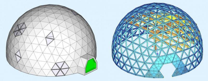 arquitectura sostenible_VIVIENDA YECLA_3D