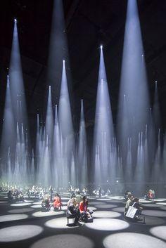 Arquitectura Sou Fujimoto_Forest of Light_interior_Laurian Ghinitoiu
