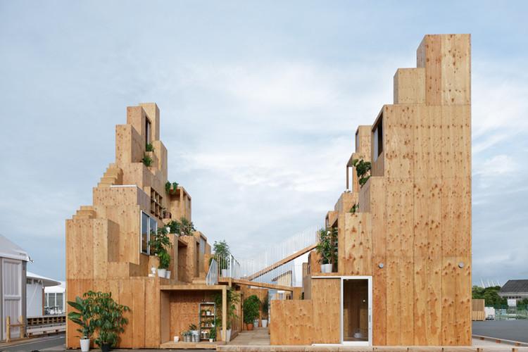 Arquitectura Sou Fujimoto_House Vision_exterior