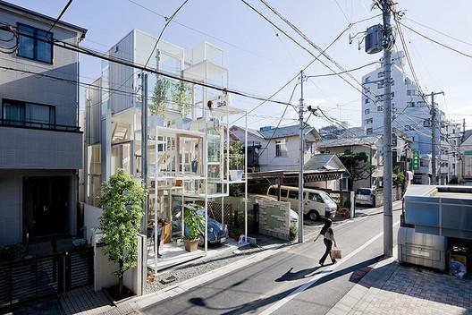 Arquitectura Sou Fujimoto_NA House_exterior_Iwan Baan