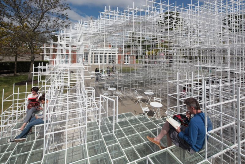 Arquitectura Sou Fujimoto_Serpentine_Frank Kaltenbach