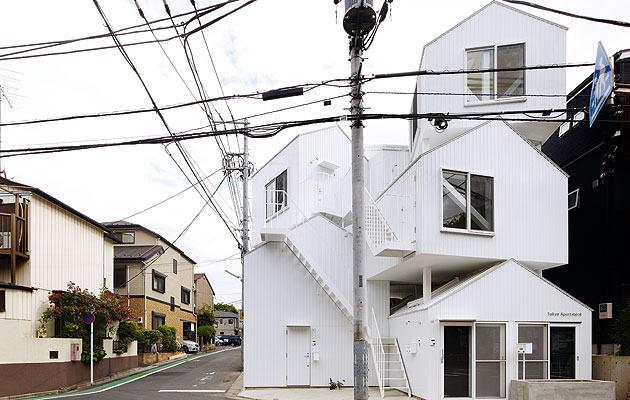 Arquitectura Sou Fujimoto_Tokio Apartments_exterior_Daici Ano