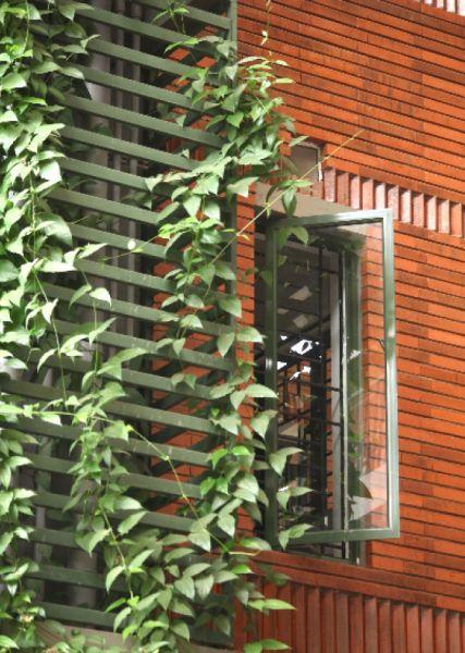 arquitectura_ space art_detalle jardín vertical