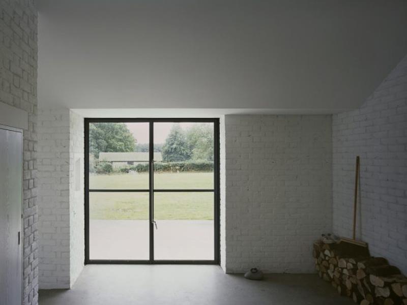 Arquitectura_stable-acre-david-kohn-architects-imagen habitación y ventana