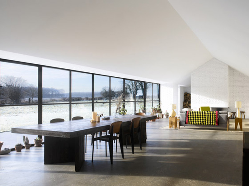 Arquitectura_stable-acre-david-kohn-architects_interior de comedor