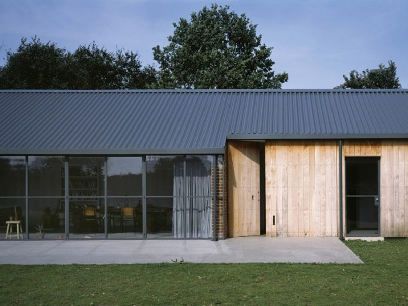 Arquitectura_stable-acre-david-kohn-architects-exterior materiales madera y carpinteria