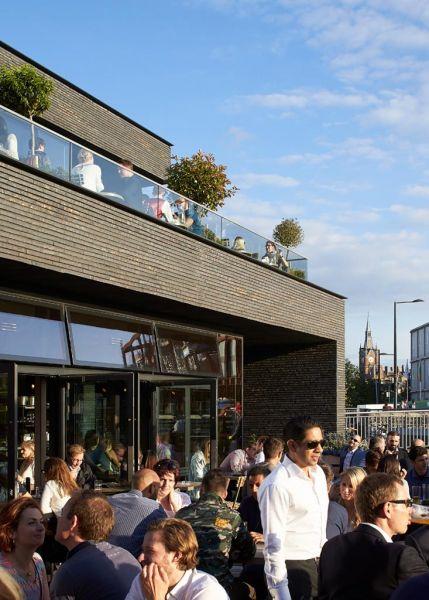 arquitectura_Stanton Williams_Kings Cross Pavilion_acción social