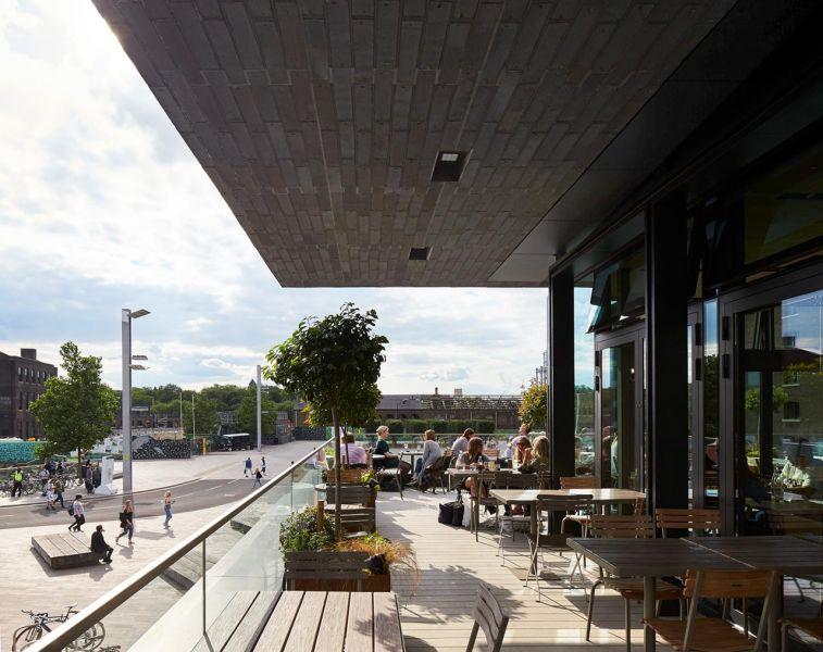 arquitectura_Stanton Williams_Kings Cross Pavilion_conexión con la plaza_2
