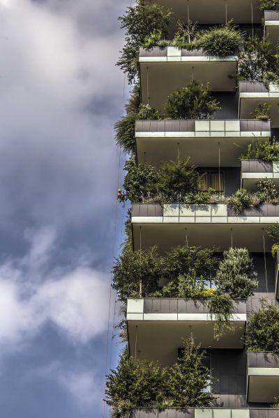 Arquitectura, Stefano Boeri Architetti, Bosco Verticale