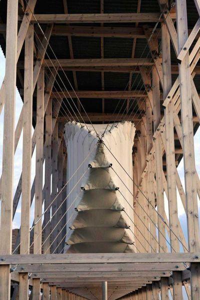Memorial Steilneset Peter Zumthor y Louise Bourgeois arquitecturayempresa tela