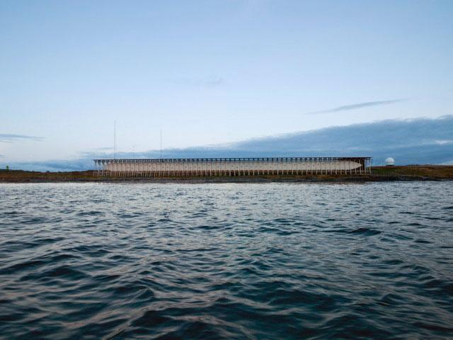 Memorial Steilneset Peter Zumthor y Louise Bourgeois arquitecturayempresa desde el mar