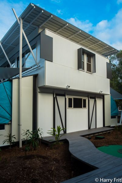 arquitectura_Stradbroke House_Tim Bennetton Architects_acceso