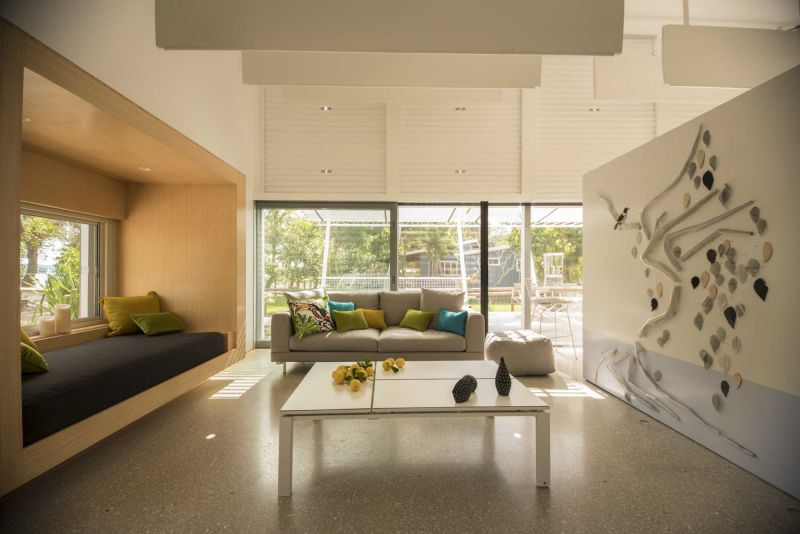 arquitectura_Stradbroke House_Tim Bennetton Architects_salón
