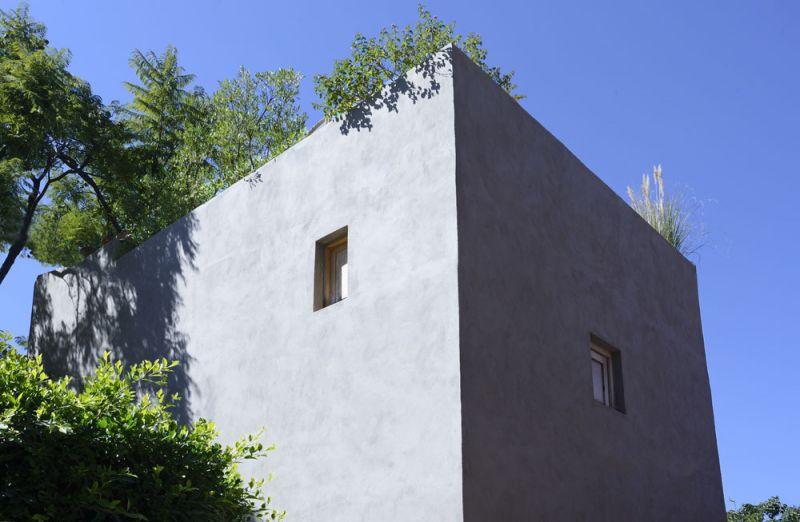 arquitectura studio b15 casa piedras chinas fotografía jorge silba exterior