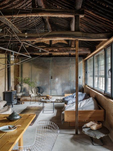 arquitectura_studio cottage_acceso dormitorio