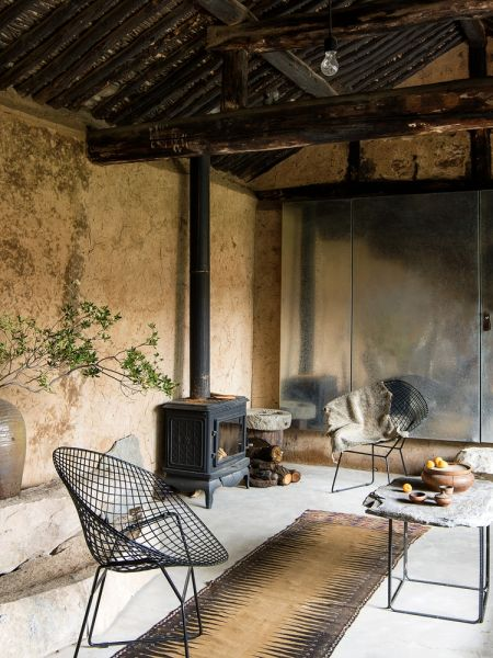arquitectura_studio cottage_salón