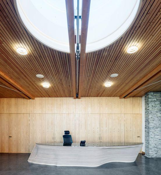 arquitectura_Sunbeams music centre_recepción