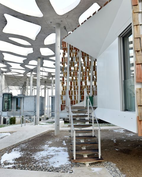 arquitectura_suspended forest_kengo kuma_ESCALERA