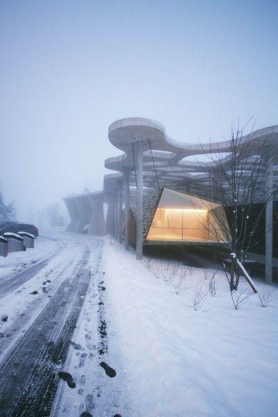 arquitectura_suspended forest_kengo kuma_conjunto