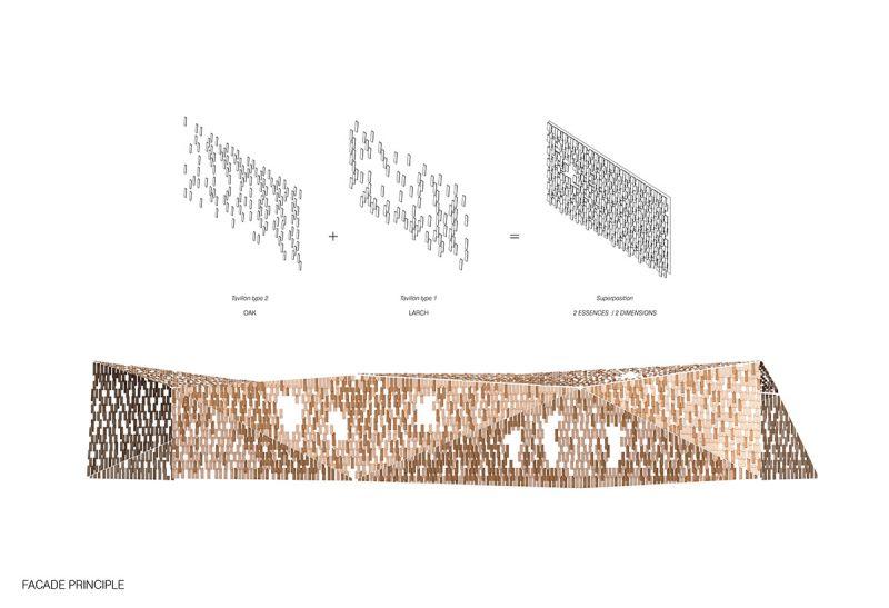arquitectura_suspended forest_kengo kuma_piel