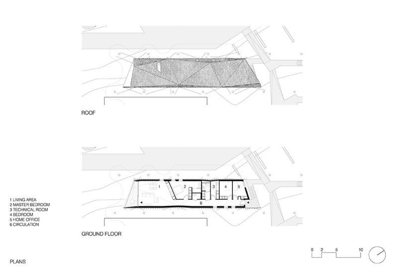 arquitectura_suspended forest_kengo kuma_PLANTA