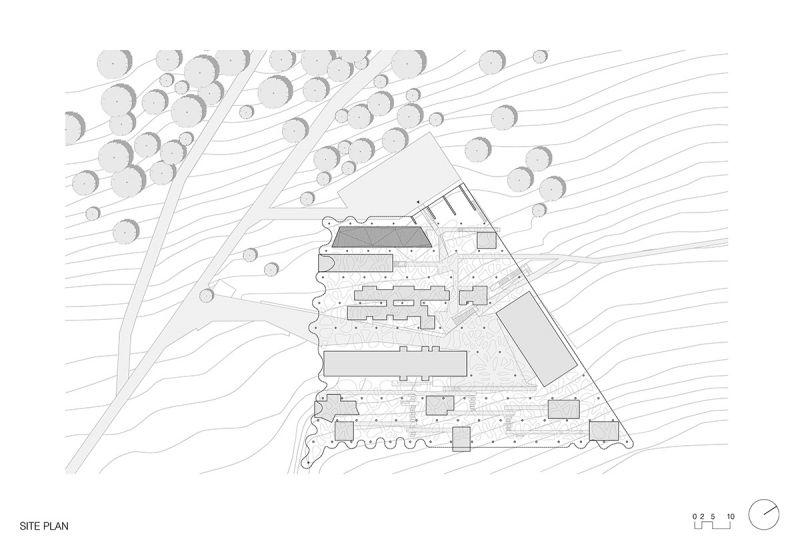 arquitectura_suspended forest_kengo kuma_UBICACIÓN