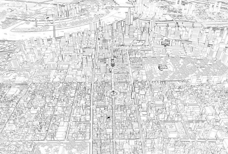Arquitectura_t-house-keintruc _ emplazamiento en 3d