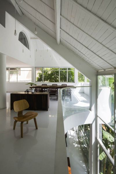 Arquitectura_t-house-keintruc imagen estancias interior