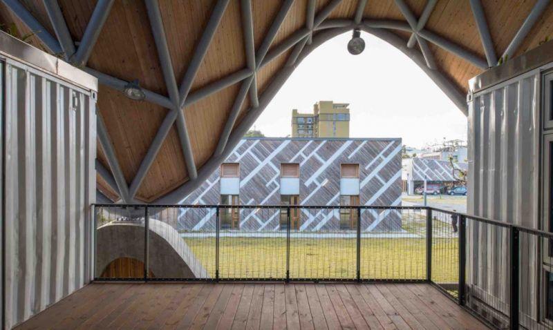 arquitectura_Taitung Aboriginal Gallery_interior-exterior