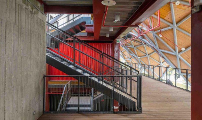 arquitectura_Taitung Aboriginal Gallery_interior2