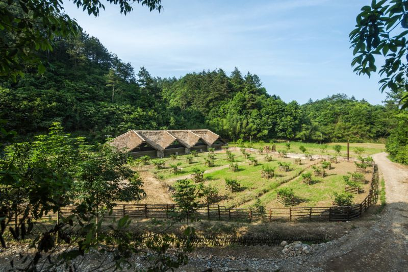 arquitectura_Taiyang_Organic_Farming_Commune_entorno