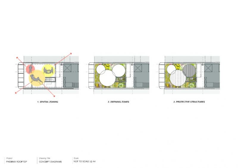 arquitectura_techo verde_Bent Architecture_zonas