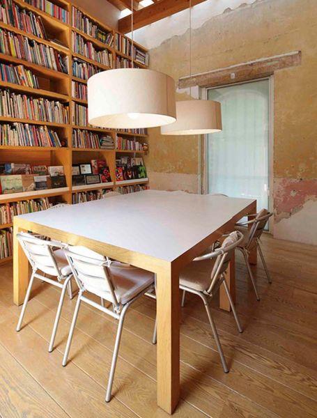 arquitectura_Tecolote sala biblioteca
