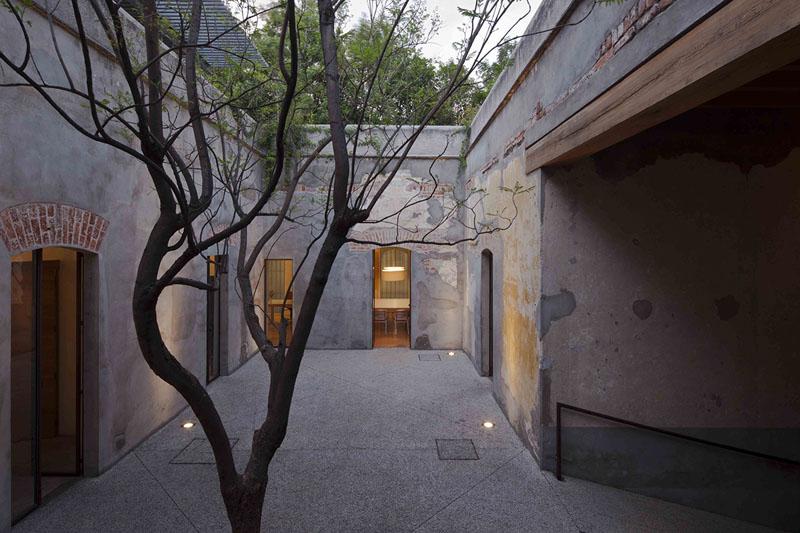 arquitectura_Tecolote_patio vista 2