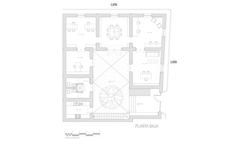 arquitectura_Tecolote_planta baja