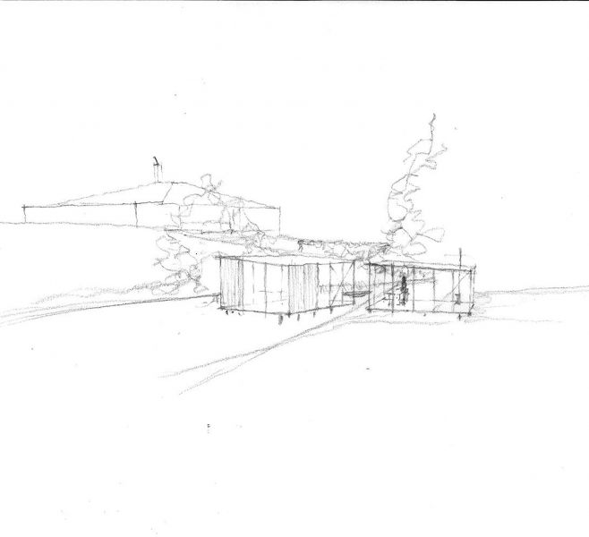 arquitectura_The camp_boceto