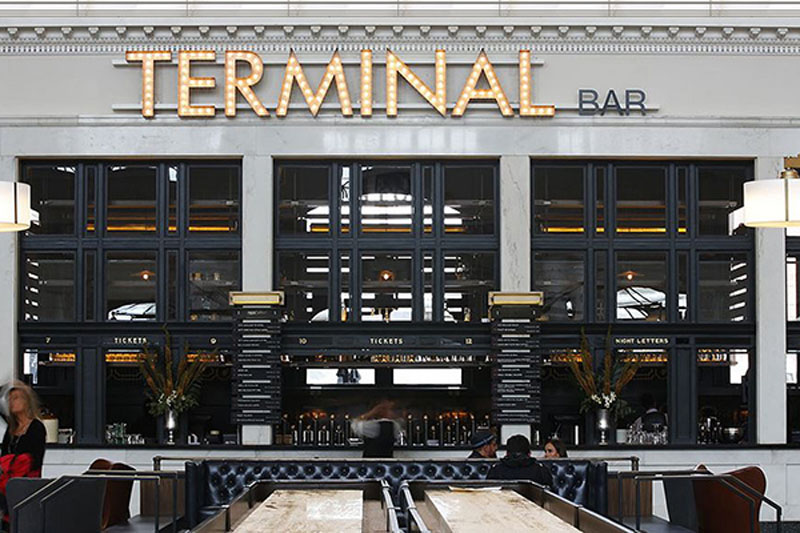 Arquitectura_The Crawford Hotel – Denver Union Station_terminal