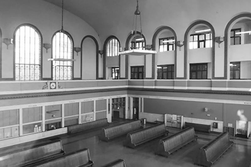 Arquitectura_The Crawford Hotel – Denver Union Station_imagen  antigua estacion