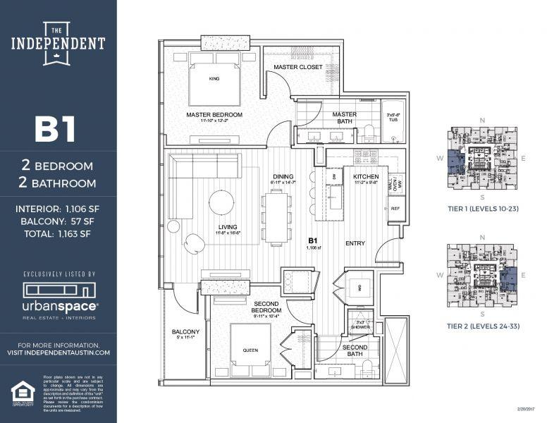 arquitectura_the independent_vivienda 2 dormitorios