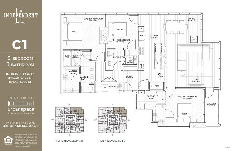 arquitectura_the independent_vivienda 3 dormitorios