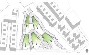 arquitectura_The Street_Sanjay Puri Architects_concepto1