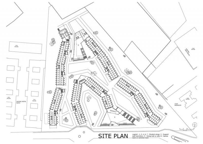 arquitectura_The Street_Sanjay Puri Architects_plantas