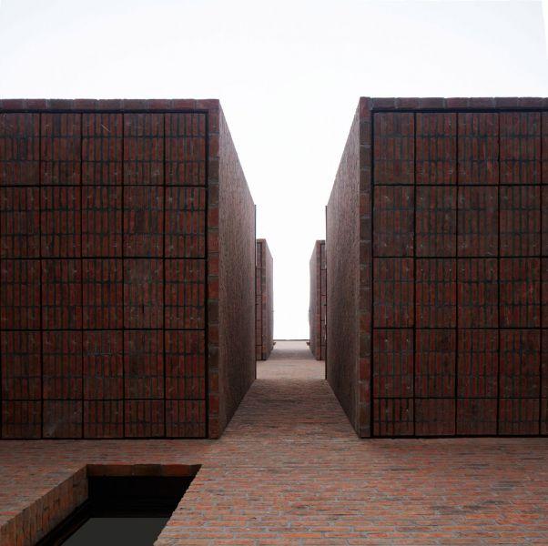 arquitectura_the wedge a-lab_detalle voladizos fachada