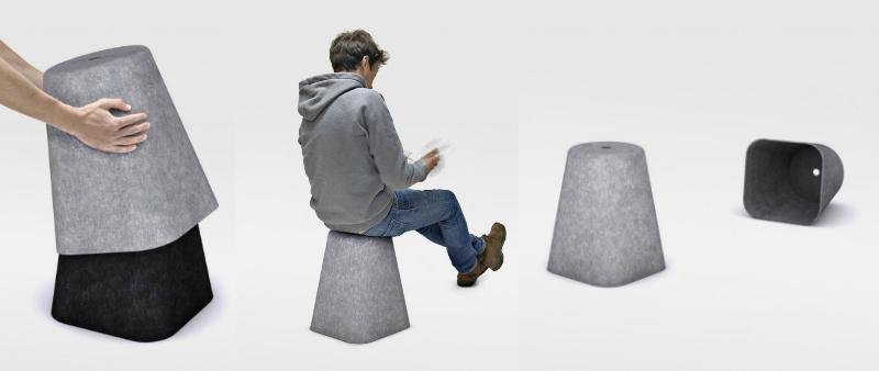 arquitectura, arquitecto, diseño, design, producto, mobiliario, muebles, decoración, interiorismo, Pekín, Design Week, Thomas Schnur, 2016, Alexander Böhle, mesa, silla, separador ambientes