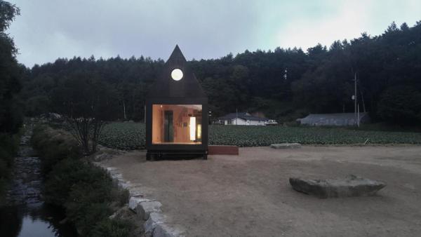 arquitectura_Tiny House Slow Town_entorno