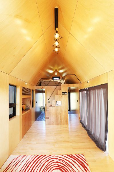 arquitectura_Tiny House Slow Town_interior
